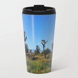 Joshua Trees Travel Mug