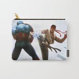 Marvel VS Capcom: Captain America VS Ryu Carry-All Pouch