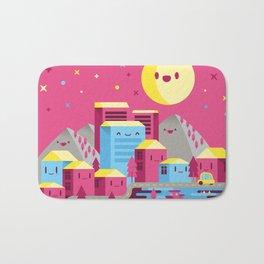 Happy City Bath Mat