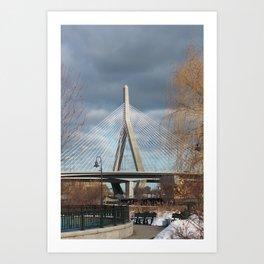 Boston (6 of 8) Art Print
