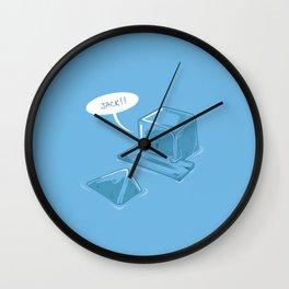 titanic remake Wall Clock