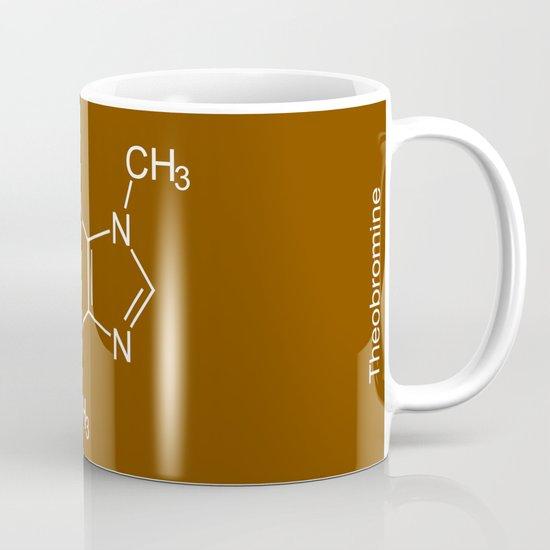 Theobromine (chocolate) Mug