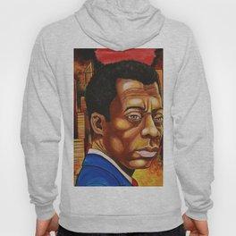 James Baldwin: The Fire Next Time Hoody