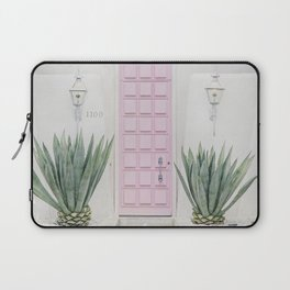 The Pink Door, Palm Springs, California Laptop Sleeve