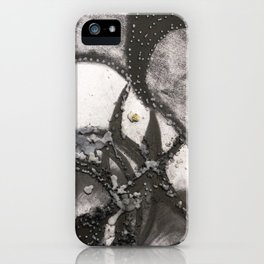 Beginning Middle End iPhone Case
