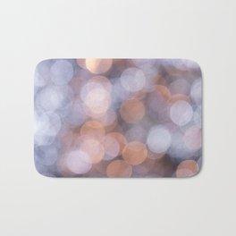 Blurred Lights Bath Mat