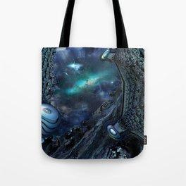 Andromeda strain Tote Bag