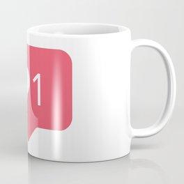 Instagram Like Coffee Mug