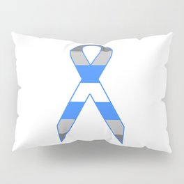 Demiboy Ribbon Pillow Sham