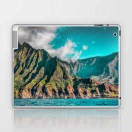 Na' Pali Coast, Kauai, Hawaii Laptop & iPad Skin