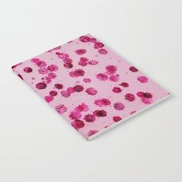 Raining Pink Notebook