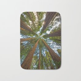 Redwood Forest Canopy Bath Mat