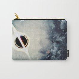 Interstellar Inspired Fictional Sci-Fi Teaser Movie Poster Carry-All Pouch