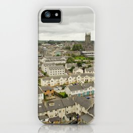 City of Kilkenny in Ireland iPhone Case