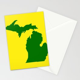 Michigan Football Stationery Cards