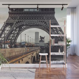 Eiffel Tower 3 Wall Mural
