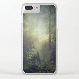 secret domaim Clear iPhone Case