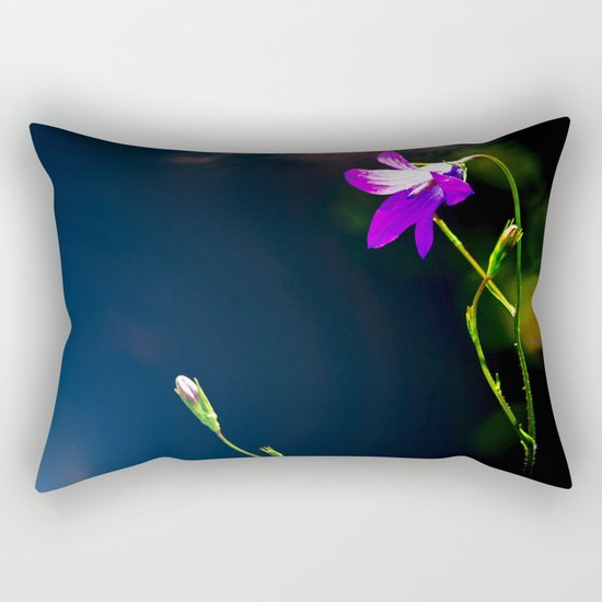 Confrontation Rectangular Pillow