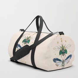 Moon insects Duffle Bag