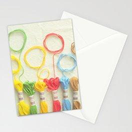 Sew La Ti Do Stationery Cards