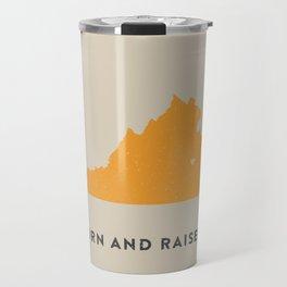 Virginia Travel Mug