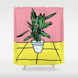 Clarence Shower Curtain