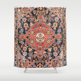 Djosan Poshti West Persian Rug Print Shower Curtain