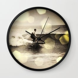 Longboard Dream Wall Clock