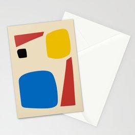 Geometric arrangement Stationery Cards