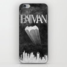 gothams knight iPhone & iPod Skin
