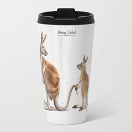 Being Tailed Travel Mug