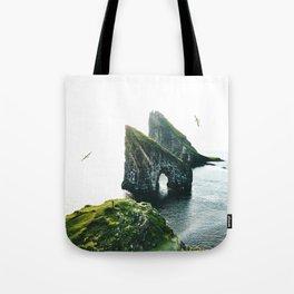 faroe islands Tote Bag