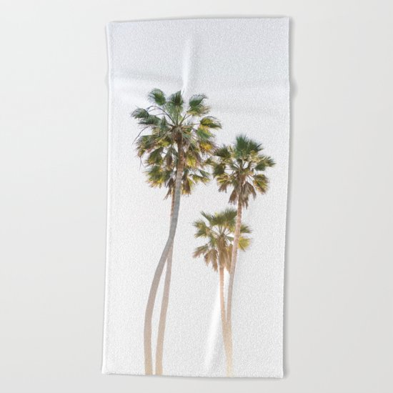 California Palms Beach Towel