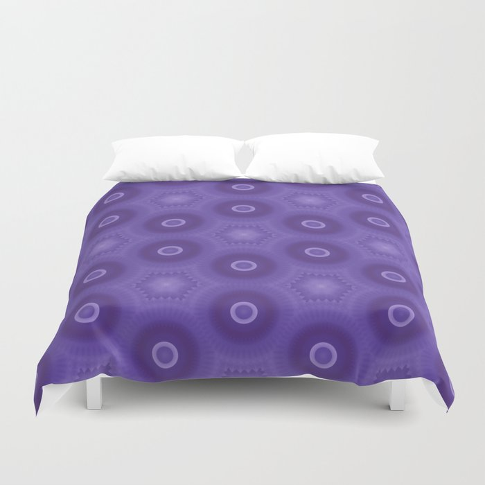 Fractal Cogs n Wheels in DPA02 Duvet Cover