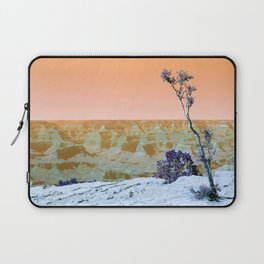 Little Tree on the Canyon V3 - New Hue Laptop Sleeve