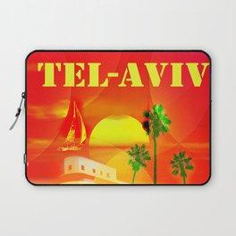 TEL AVIV Laptop Sleeve