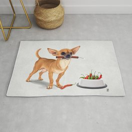 Spicy (Wordless) Rug