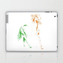 Irish Pride Horse Laptop & iPad Skin
