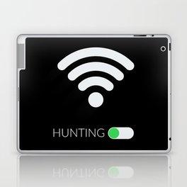 Wifi Hunting Laptop & iPad Skin