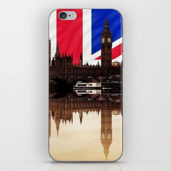 British politics iPhone & iPod Skin