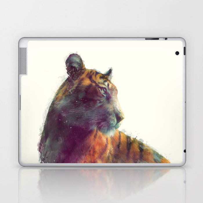 Tiger // Solace Laptop & iPad Skin