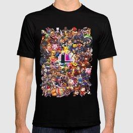 Smash Brothers T-shirt