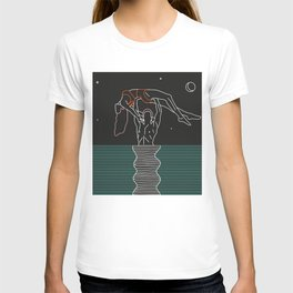 Luna en Escorpión T-shirt