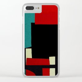 Community European Clear iPhone Case