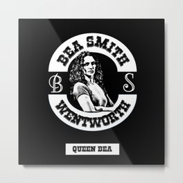 Bea Smith Metal Print