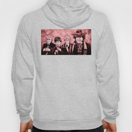 Doctor Who - One, Two, Three and Four Hoody