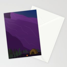 Mountain Vibes Stationery Cards