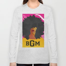 SCHOOL OF BLACK GIRL MAGIC Long Sleeve T-shirt