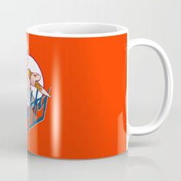 Slayer Cartoon Logo Coffee Mug