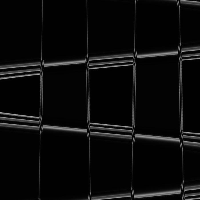 Minimalist Black & White Duvet Cover